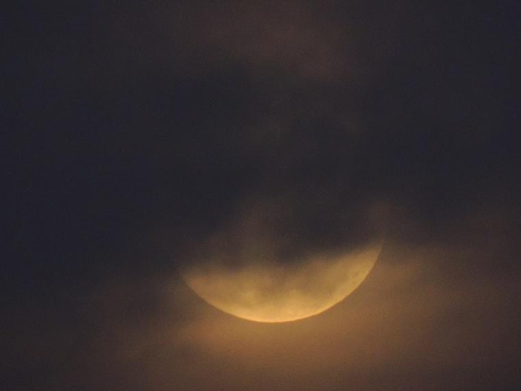Last full moon for 2012