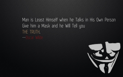 minimalistic quotes masks oscar wilde v for vendetta 2560x1600 wallpaper_www.wallpaperno.com_4