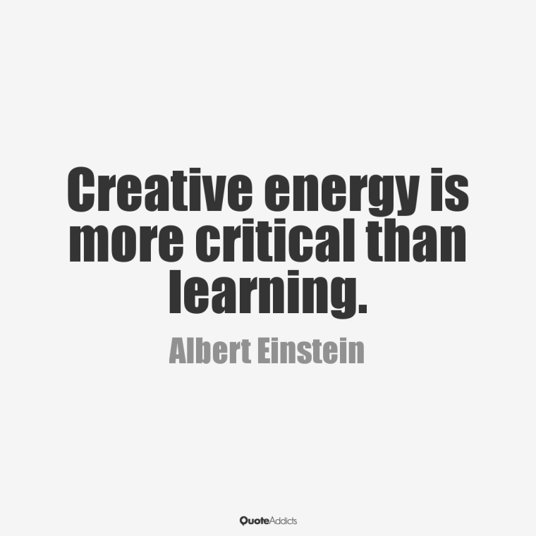 creative energy quotes